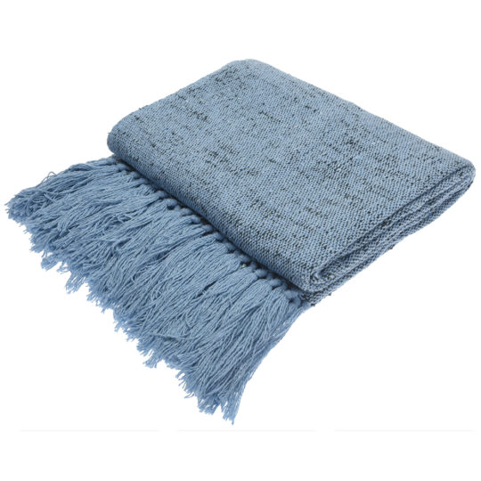 rustic throw