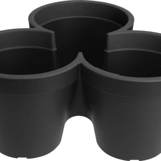 modular stackable plant pot
